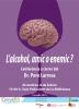 Cartell de la xerrada 'Alcohol, amic o enemic?'