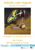 Exposició de pintura Antonio León Huguet