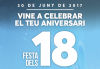 Festa dels 18