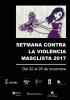 Setmana contra la violència masclista 2017