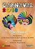 Cartell inscripcions Carnaval 2018