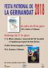 Festa Patronal Germandat 2018