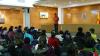 Visita de les classes de 3r primària de l'escola Santa Maria de Cervelló