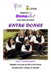 Obra teatre Entre Dones, de Salva Duran