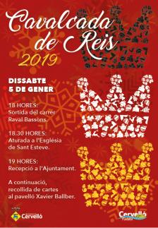 Cavalcada Reis 2019
