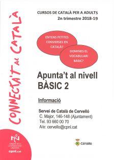 Curs català bàsic 2
