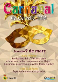 Cartell Carnestoltes 2019