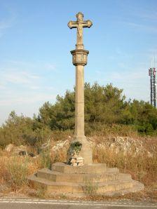 Creu de Terme de l'Ordal