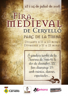 Fira Medieval de Cervelló