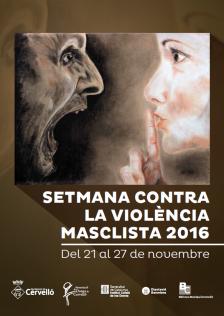 Setmana contra la violència masclista 2016