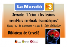Xerrada de la Marató de TV3