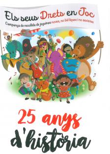 Campanya solidària de recollida de joguines
