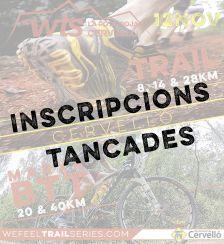 WTS La Pota-Roja - Inscripcions tancades