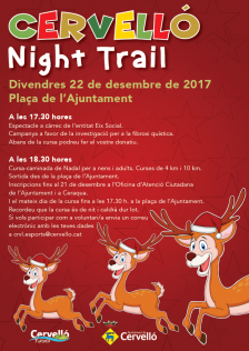 Cervelló Night Trail