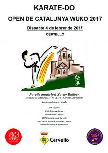 Open de Catalunya Wuko 2017