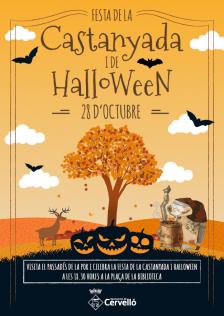Festa de la Castanyada i de Halloween