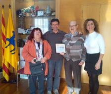 Recepció de FAREM a l'Ajuntament de Cervelló
