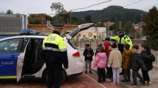 Educació viària Escola Santa Maria