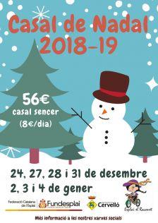 Casal de Nadal 2018-19
