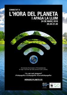 Cartell Hora del Planeta