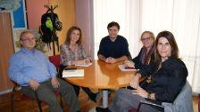 Reunió dels responsables municipals amb l'ICS