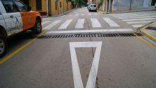 Foto reixa carrer Santa Anna