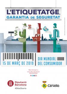 Cartel Dia del Consumidor