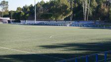 Grades camp d'esports municipal de Cervelló