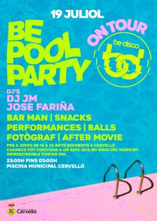Cartell Be Pool Party